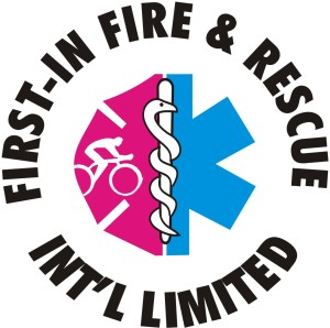 First In Fire logo