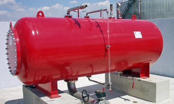 Storage Tank FireExtinguishing
